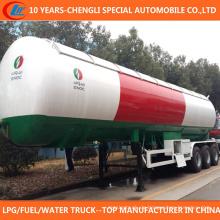 ASME Standard LPG Tank Anhänger 50cbm LPG Tank Anhänger