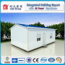 Estrutura em aço Habitação modular