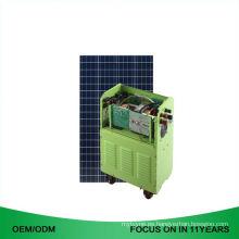 2018 sistema de iluminación solar casero caliente de la venta 3Kw que vende el generador de energía magnético
