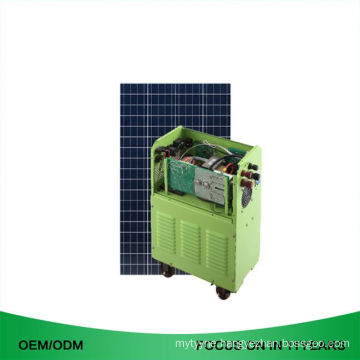 2018 Hot Sale 3Kw Home Solar Lighting System Selling Magnetic Power Generator