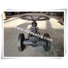 Forged Steel A105 Globe Valve (J41Y)