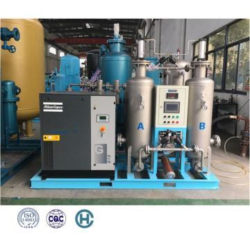 Petite machine de génération d'oxygène de haute pureté
