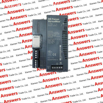 IC200PWR001A POWER SUPPLY 24VDC INPUT