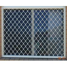 Portes de grille de sécurité résidentielles