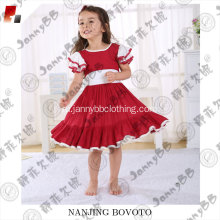 wholesale cheap viscose fabric christmas dress