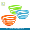 salad plastic bowl