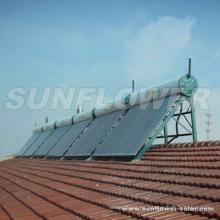 Calentador solar de la piscina