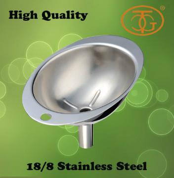 18/8 Stainless Steel Funnel