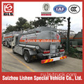 Small 5000 liter oil delivery trucks for sale