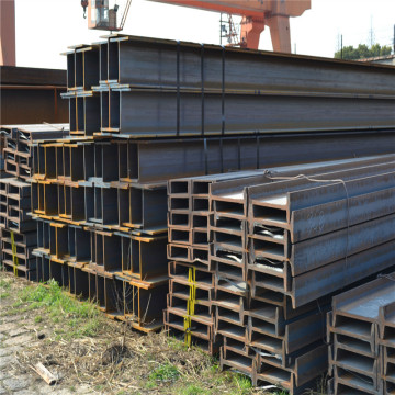 IPE IPN Hot Rolled Steel I Beam