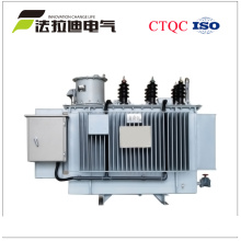 11kv Electric Auto Voltage Booster Step Voltage Transformer