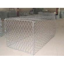 2016 Anping Gabion Box con alambre de acero inoxidable