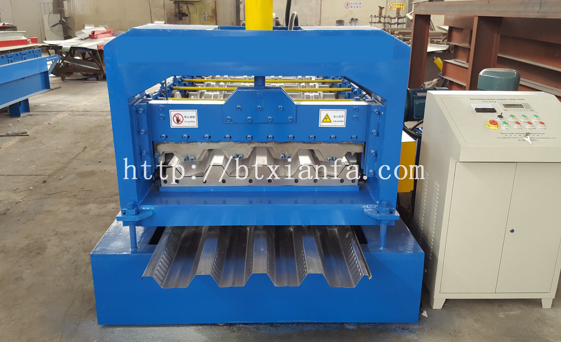 Floor Tile Machine