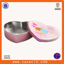 Clear Cookie Tin Box/Storage Tin Box/Tea Packaging Tin Boxes