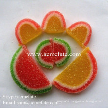 Sweet fruit flavour wholesale jelly sweet candy