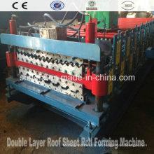 Máquina formadora de rolos de dupla camada 900/840 (AF-840-900)