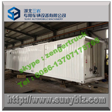 36 M3 9500 Gallon Oil Tanker Refuel Station Container