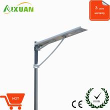 Hochwertige all-in-one solar led straßenleuchte 12v solar 20w led Straßenlampe