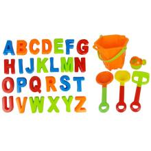 Песочные пляжные игрушки Ведро 26 букв Песок Mold (H9690030)