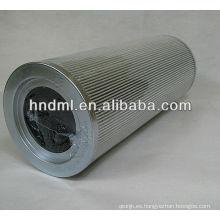 El reemplazo para el cartucho de filtro de aceite hidráulico FILTREC R442G10, elemento del filtro de aceite de la caja de engranajes