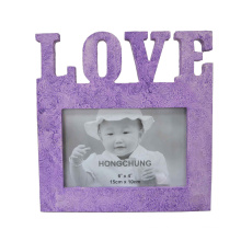 Love Wooden Photo Frame for Gallery