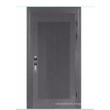 Aluminium Steel Security Door with Code Lock