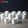 Design attrayant FDA BSCI approuvé la tasse de café en céramique