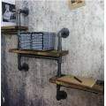 retro+malleable+iron+pipeS+fittings+for+shelf