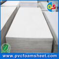 Usine de feuille de mousse de PVC (la taille la plus populaire: 1.22m * 2.44m 1.56m * 3.05m 2.05m * 3.05m)