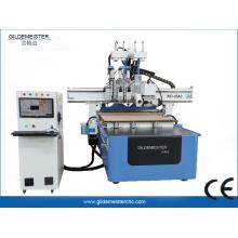 Máquina para trabalhar madeira CNC ATC