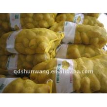 Batata amarela fresca