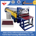 New design Colour steel roof roll forming machine
