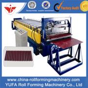 Ingenieure zur Verfügung Service Maschinen Übersee After-Sales-Service zur Verfügung gestellt C Pfette Roll Forming Machine