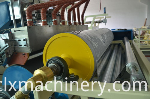 Automatic Machine For Stretch Film