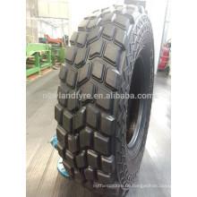 China Wüstenreifensand-Reifenqualität mit Sand-Griffreifen des speziellen Entwurfs 750R16