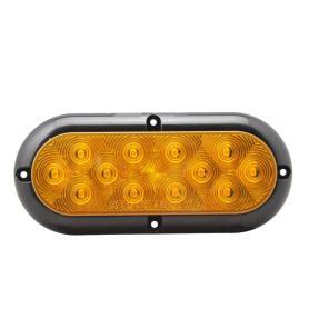 """6"""" DOT 10-30V LED Trailer Truck Tail Lamps"""