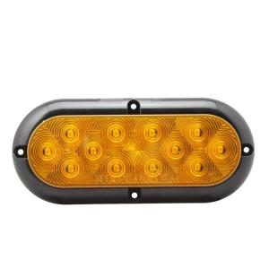 "6 ""DOT 10-30V LED Trailer Truck Tail Lâmpadas"