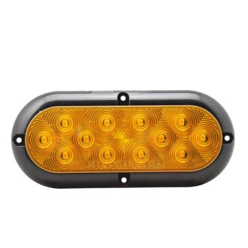 "6 ""DOT 10-30V LED Trailer Truck Tail Lamps"