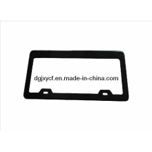 Carbon Fiber Number Plate/Carbon Fiber Car Parts/ Carbon Fiber License Plate Frame (JXY015)