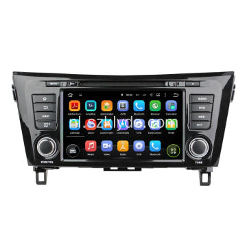 8 inch Android 6.0 voor Nissan X-Trail 2014