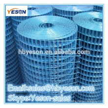 Specialized Production Galvanized Welded Iron Wire Mesh Panel / pvc coated welded wire mesh