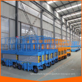 electric mini scissor lift with Max platform height 4-18meters