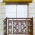 Aluminum Balcony Fence Shield