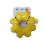 Professional training EVA Gear dog Toy, Squeaky pet dog toy