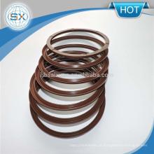 Selos de borracha da tela da V-Embalagem da venda quente nova para as peças mecânicas