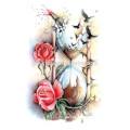 Yincai OEM, New tattoo designs, Makeup oriented sticker tatoo