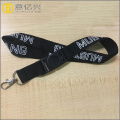 business gifts custom polyester brand name lanyard