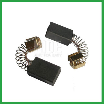 Electrical motor starter motor carbon brushes