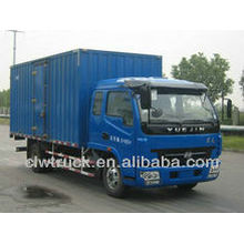 High Quality 18 CBM Naveco cargo transport truck,4x2 cargo truck for sale