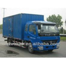 De alta qualidade 18 CBM Naveco caminhão de transporte de carga, caminhão de carga 4x2 à venda